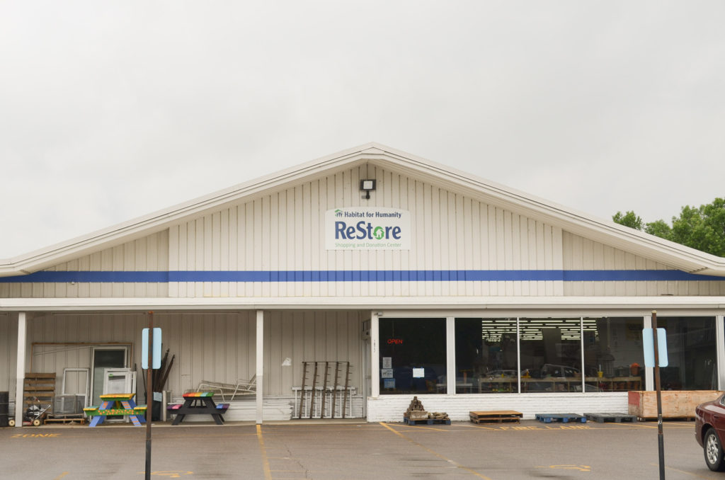 Beaver Dam Habitat for Humanity Restore location
